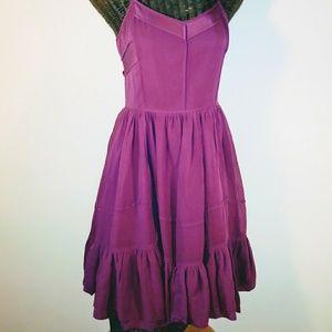 Juicy Couture Purple Dress Size 4